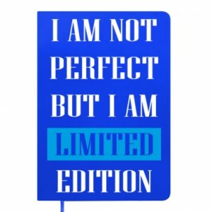Notes I'm not perfect but i am limited edition