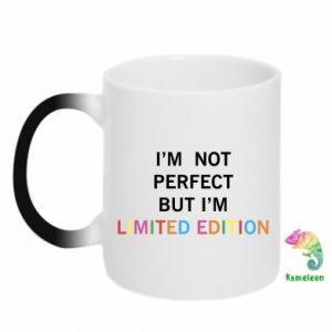 Magic mugs I'm  not perfect but I'm limited edition
