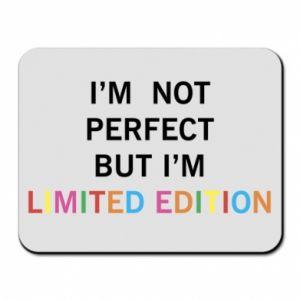 Podkładka pod mysz I'm  not perfect but I'm limited edition