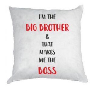 Poduszka I'm the big brother