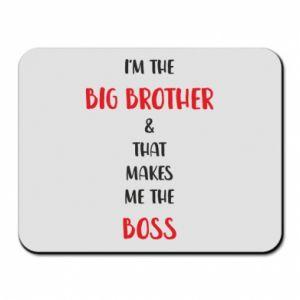 Podkładka pod mysz I'm the big brother