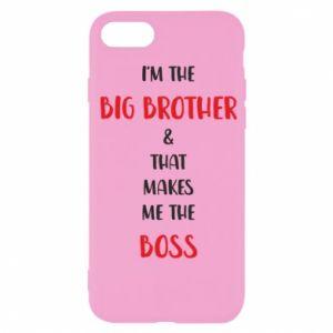 Etui na iPhone SE 2020 I'm the big brother