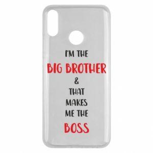 Etui na Huawei Y9 2019 I'm the big brother