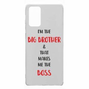 Etui na Samsung Note 20 I'm the big brother