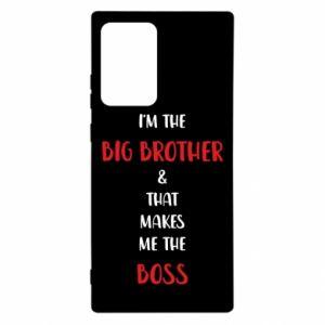 Etui na Samsung Note 20 Ultra I'm the big brother