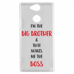 Etui na Sony Xperia XA2 I'm the big brother