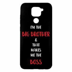 Etui na Xiaomi Redmi Note 9/Redmi 10X I'm the big brother