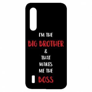 Etui na Xiaomi Mi9 Lite I'm the big brother