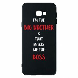 Etui na Samsung J4 Plus 2018 I'm the big brother