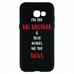 Etui na Samsung A5 2017 I'm the big brother