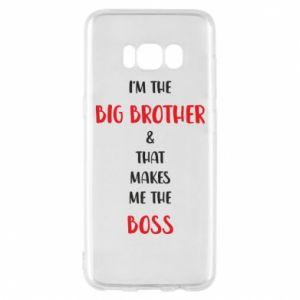Etui na Samsung S8 I'm the big brother
