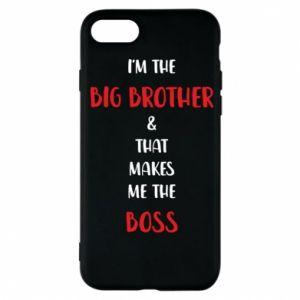 Etui na iPhone 7 I'm the big brother