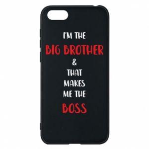 Etui na Huawei Y5 2018 I'm the big brother