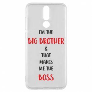 Etui na Huawei Mate 10 Lite I'm the big brother