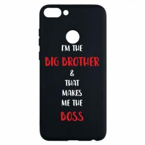 Etui na Huawei P Smart I'm the big brother