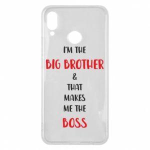 Etui na Huawei P Smart Plus I'm the big brother