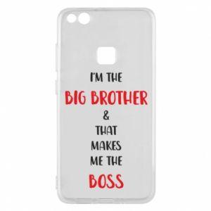 Etui na Huawei P10 Lite I'm the big brother