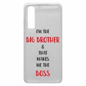 Etui na Huawei P30 I'm the big brother