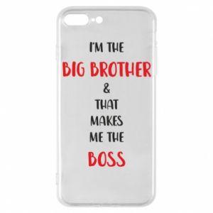 Etui do iPhone 7 Plus I'm the big brother