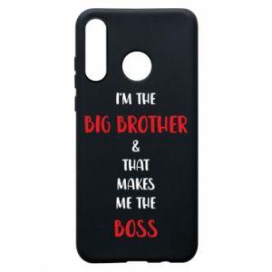 Etui na Huawei P30 Lite I'm the big brother