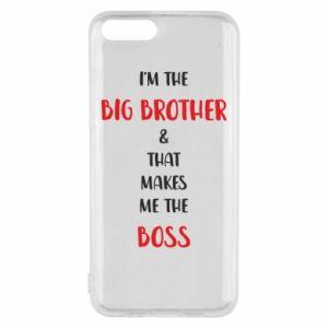 Etui na Xiaomi Mi6 I'm the big brother