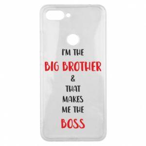 Etui na Xiaomi Mi8 Lite I'm the big brother