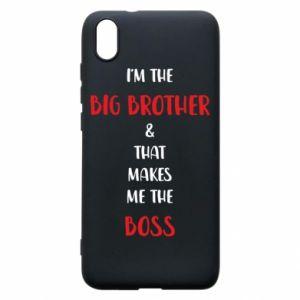 Phone case for Xiaomi Redmi 7A I'm the big brother