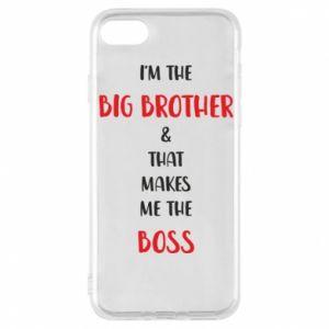 Etui na iPhone 8 I'm the big brother