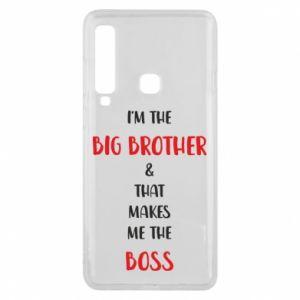 Etui na Samsung A9 2018 I'm the big brother