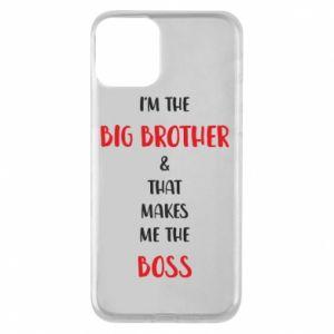 Etui na iPhone 11 I'm the big brother
