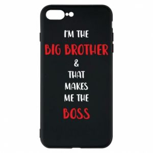 Etui na iPhone 8 Plus I'm the big brother