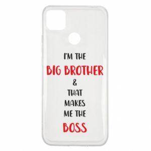 Etui na Xiaomi Redmi 9c I'm the big brother