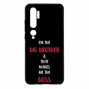 Etui na Xiaomi Mi Note 10 I'm the big brother