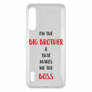 Xiaomi Mi A3 Case I'm the big brother