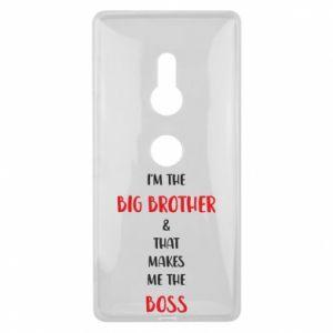 Etui na Sony Xperia XZ2 I'm the big brother