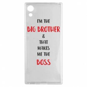 Etui na Sony Xperia XA1 I'm the big brother