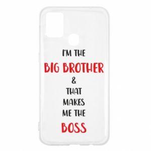 Etui na Samsung M31 I'm the big brother
