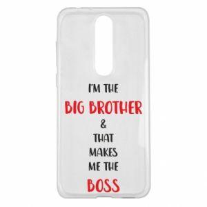 Etui na Nokia 5.1 Plus I'm the big brother
