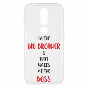 Etui na Nokia 4.2 I'm the big brother