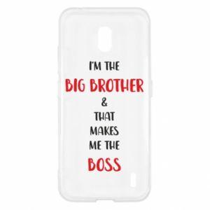 Etui na Nokia 2.2 I'm the big brother