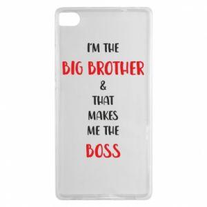 Etui na Huawei P8 I'm the big brother