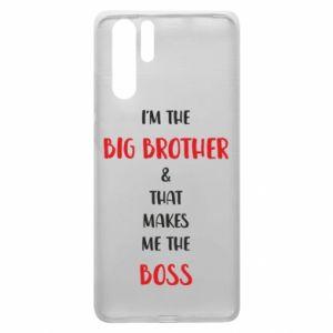 Etui na Huawei P30 Pro I'm the big brother