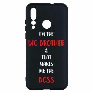 Etui na Huawei Nova 4 I'm the big brother