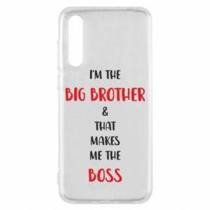 Etui na Huawei P20 Pro I'm the big brother