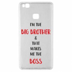 Etui na Huawei P9 Lite I'm the big brother