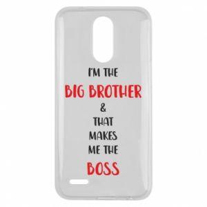 Etui na Lg K10 2017 I'm the big brother