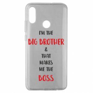 Etui na Huawei Honor 10 Lite I'm the big brother