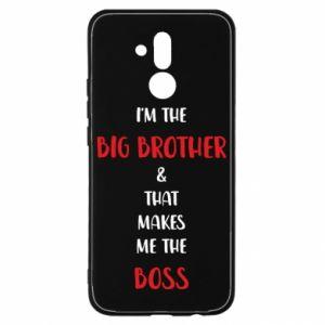 Etui na Huawei Mate 20 Lite I'm the big brother