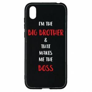 Etui na Huawei Y5 2019 I'm the big brother