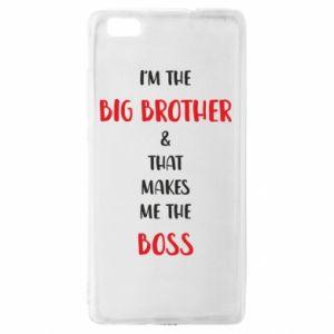 Etui na Huawei P 8 Lite I'm the big brother